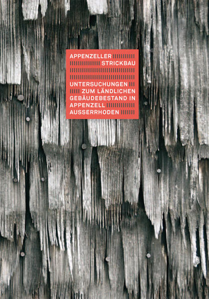 Appenzeller Strickbau - Coverbild