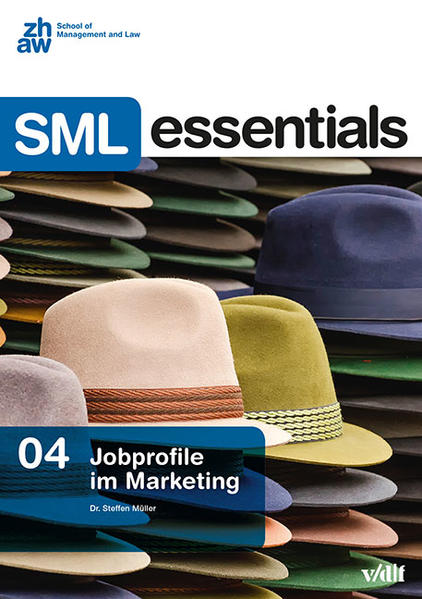 Jobprofile im Marketing - Coverbild