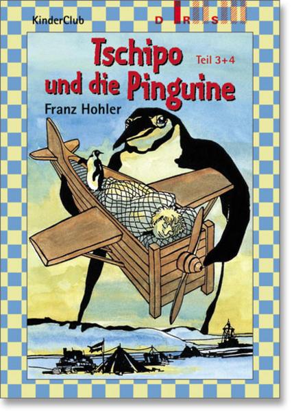 Tschipo und die Pinguine - Coverbild