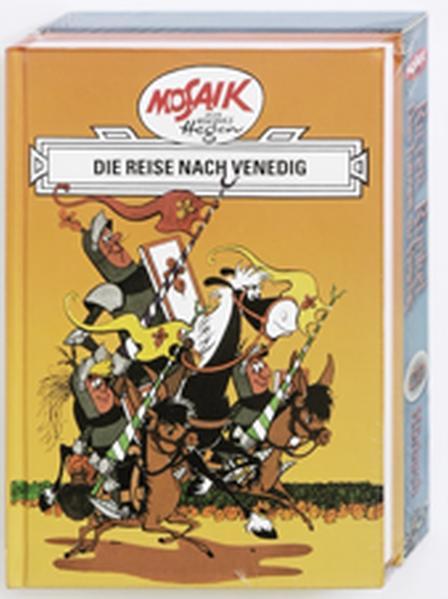 Mosaik von Hannes Hegen: Einsteigerpaket Ritter-Runkel-Serie, Band 1 und Hörbuch - Coverbild