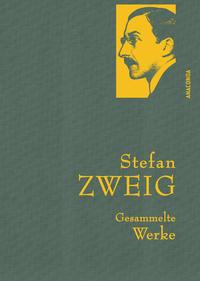 Stefan Zweig - Gesammelte Werke Cover