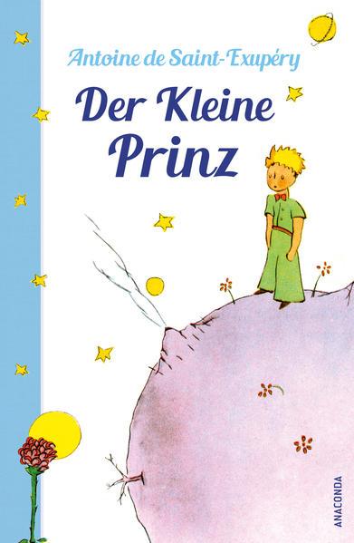 Der Kleine Prinz (Mit den Zeichnungen des Verfassers) - Coverbild