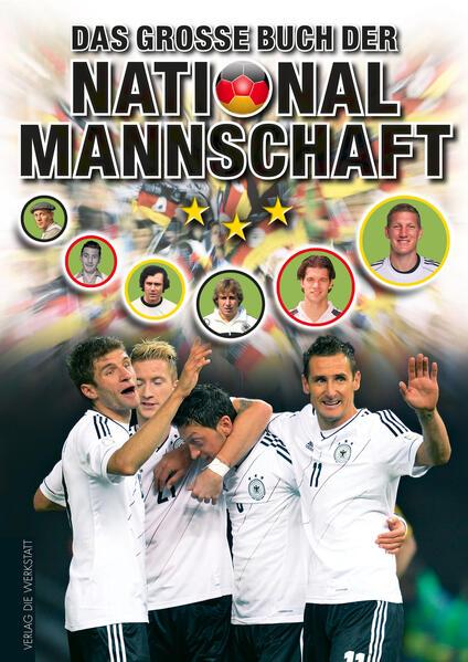 Das große Buch der Nationalmannschaft - Coverbild