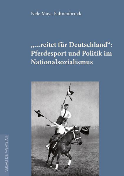 """""""...reitet für Deutschland"""" - Coverbild"""