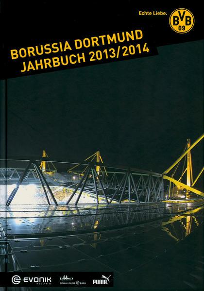 Borussia Dortmund: Jahrbuch 2013/2014 - Coverbild