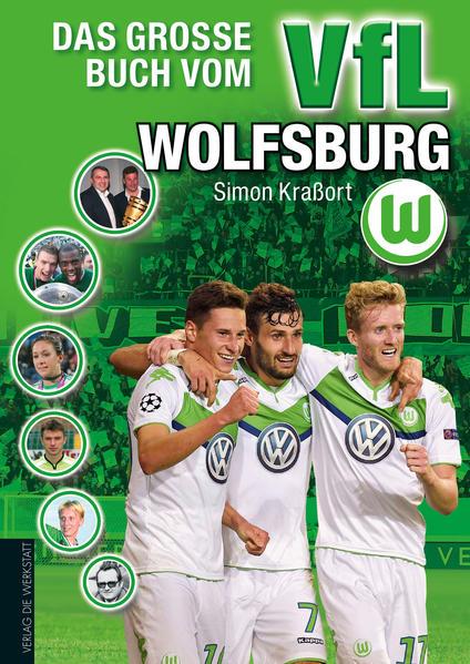 Das große Buch vom VfL Wolfsburg - Coverbild