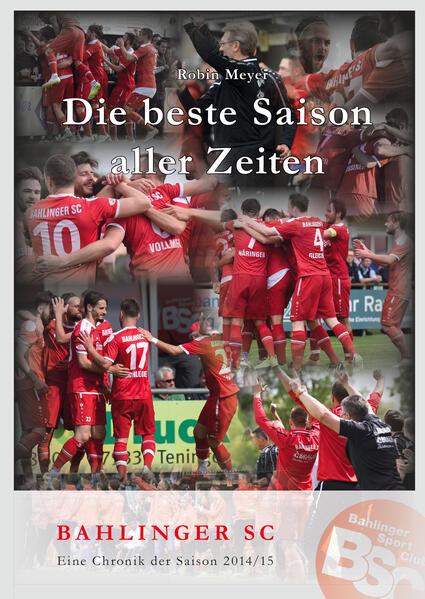 Die beste Saison aller Zeiten - Coverbild