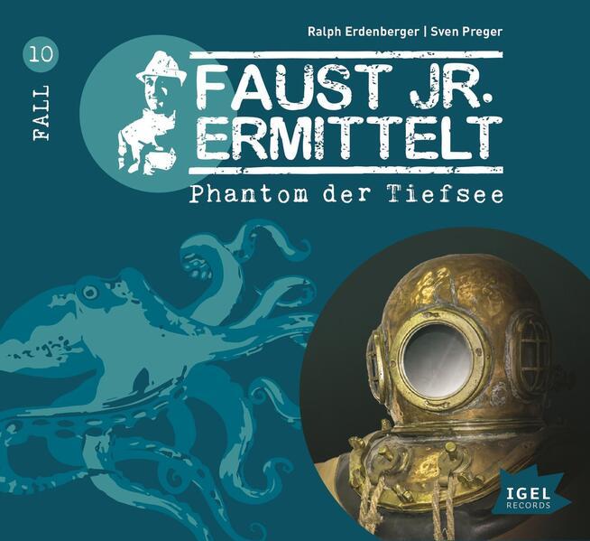 Kostenloser Download Faust jr. ermittelt: Phantom der Tiefsee Epub