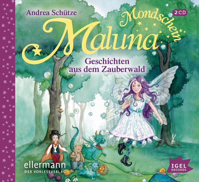Maluna Mondschein. Geschichten aus dem Zauberwald (02) - Coverbild