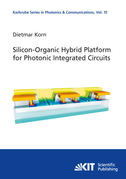 Silicon-Organic Hybrid Platform for Photonic Integrated Circuits - Coverbild