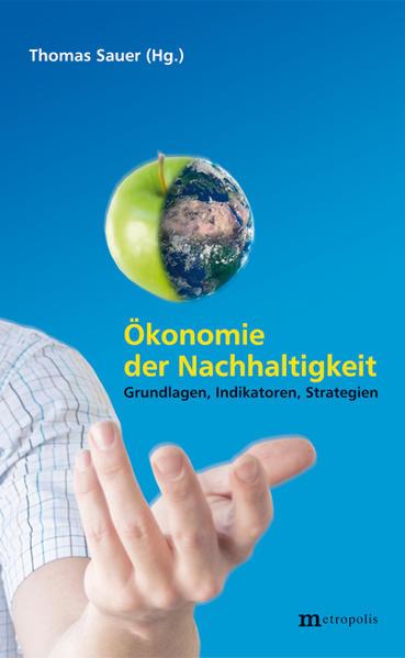 Ökonomie der Nachhaltigkeit - Coverbild