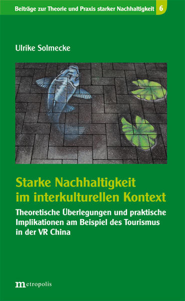 Starke Nachhaltigkeit im interkulturellen Kontext - Coverbild