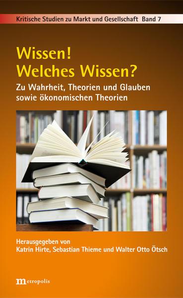 Wissen! Welches Wissen? - Coverbild