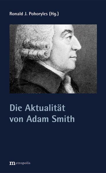 Die Aktualität von Adam Smith - Coverbild