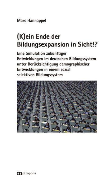 (K)ein Ende der Bildungsexpansion in Sicht!? - Coverbild