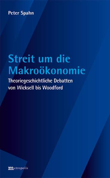 Streit um die Makroökonomie - Coverbild