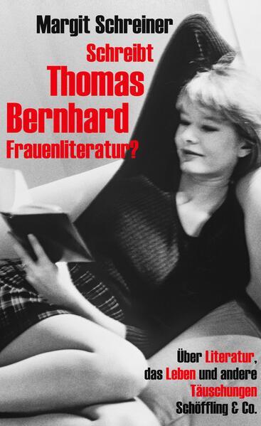 Schreibt Thomas Bernhard Frauenliteratur? - Coverbild