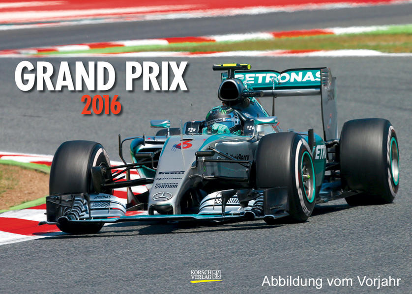 Grand Prix 2017 - Coverbild