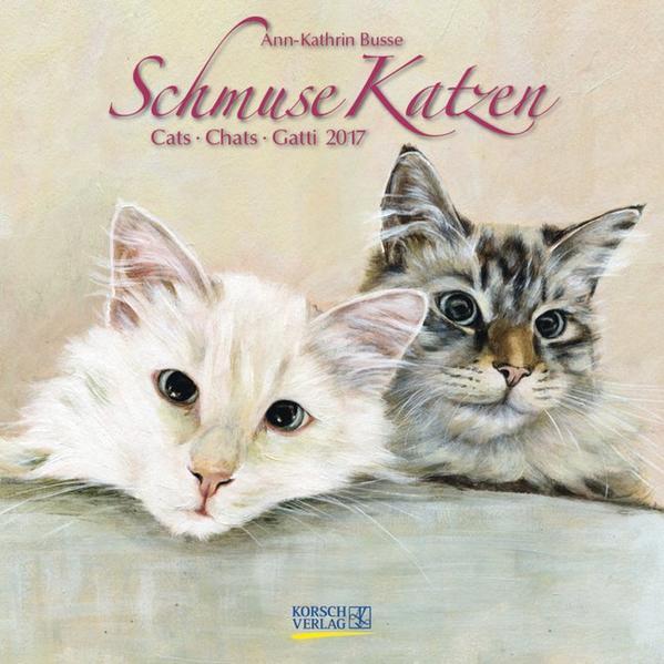 Schmusekatzen 2017 - Coverbild