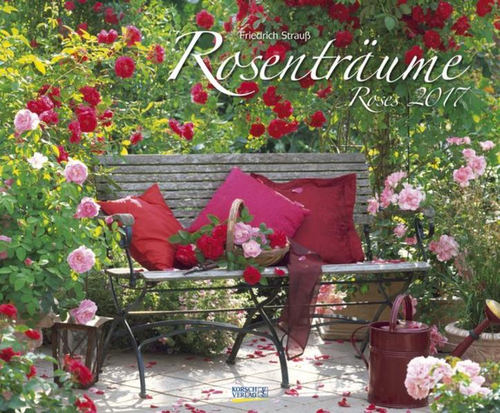 Rosenträume 2017 - Coverbild