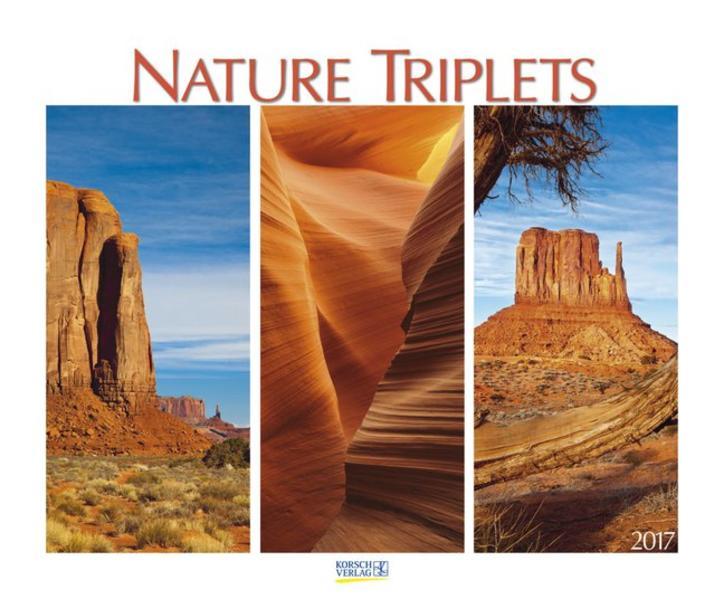 Nature Triplets 2017 - Coverbild