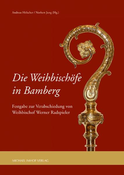 Die Weihbischöfe in Bamberg - Coverbild