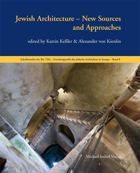 Jewish Architecture - Coverbild