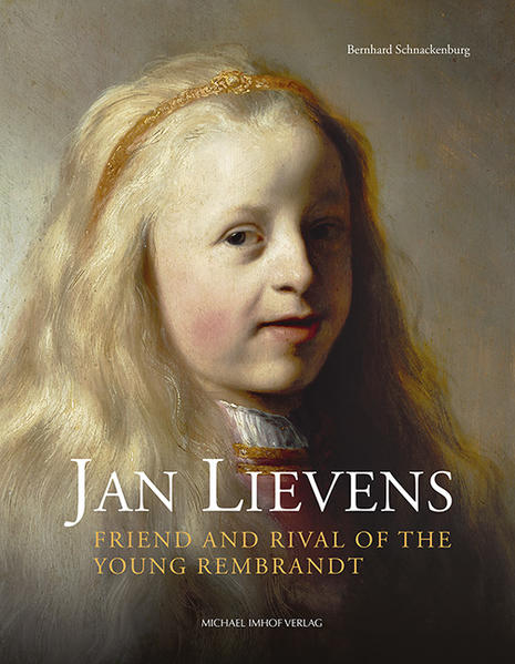 Jan Lievens - Coverbild