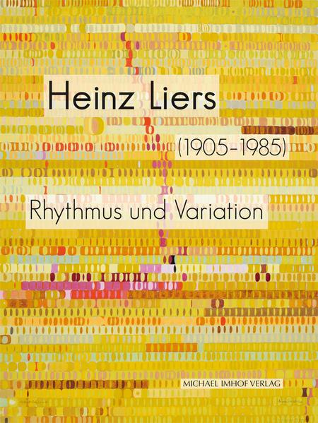 Heinz Liers (1905–1985) - Coverbild