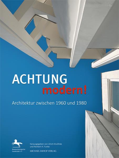 Achtung Modern! - Coverbild