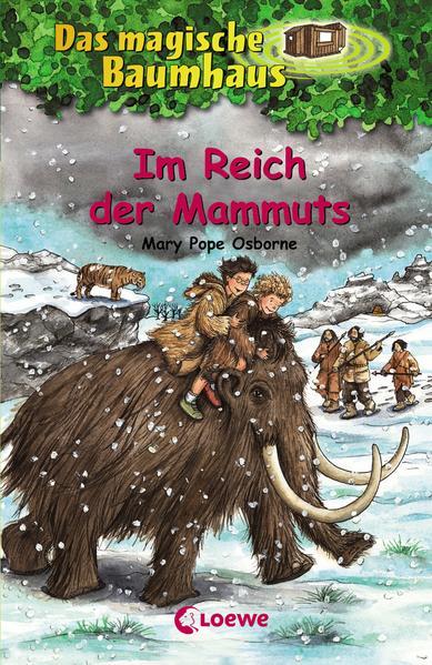 Das magische Baumhaus 7 - Im Reich der Mammuts - Coverbild