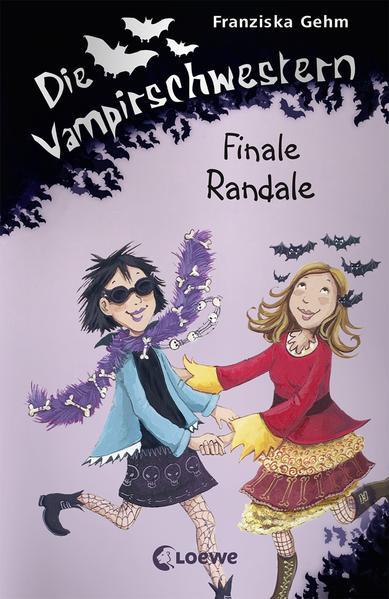 Die Vampirschwestern 13 - Finale Randale - Coverbild