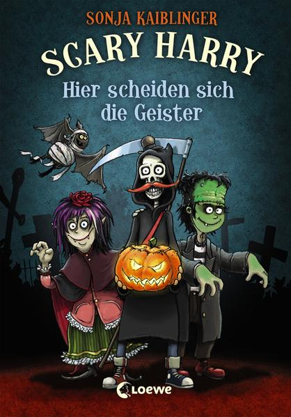 Scary Harry 5 - Hier scheiden sich die Geister - Coverbild