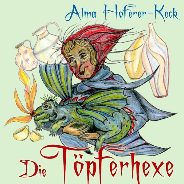 Die Töpferhexe - Coverbild