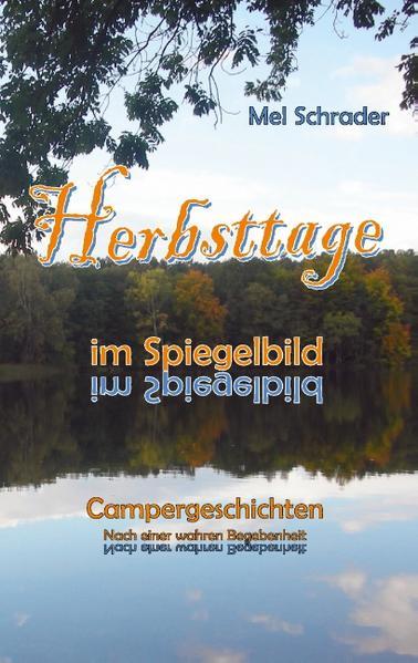 Herbsttage im Spiegelbild - Coverbild