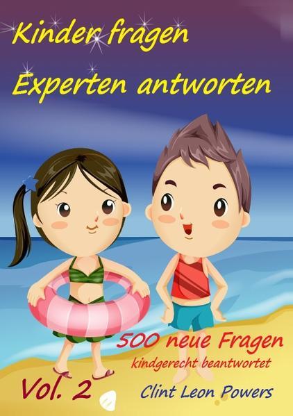 Kinder fragen - Experten antworten Vol. 2 - Coverbild