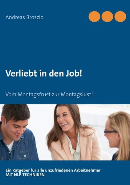 Verliebt in den Job - Coverbild