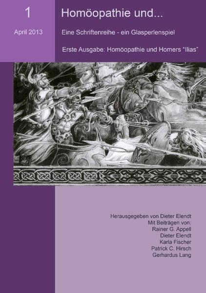Homöopathie und... (Nr.1) - Coverbild