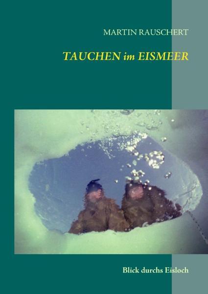 TAUCHEN im EISMEER - Coverbild