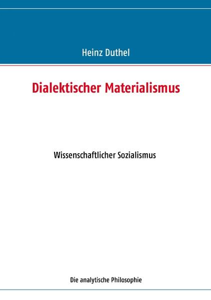 Dialektischer Materialismus - Coverbild