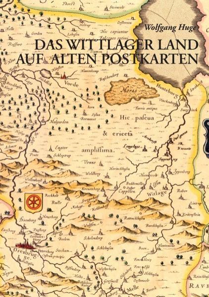 Das Wittlager Land auf alten Postkarten - Coverbild