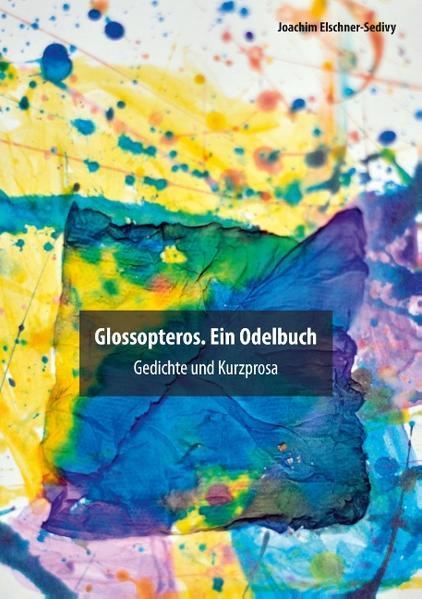 Glossopteros. Ein Odelbuch - Coverbild