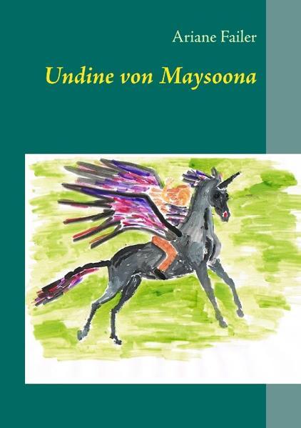 Undine von Maysoona - Coverbild