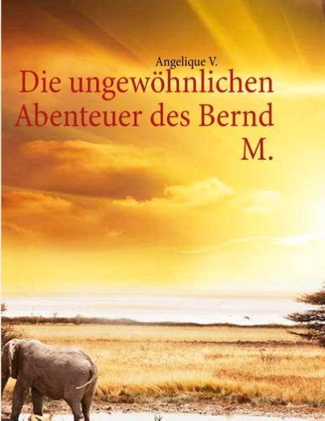 Die ungewöhnlichen Abenteuer des Bernd M. - Coverbild