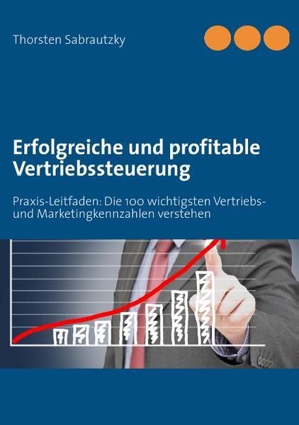 Erfolgreiche und profitable Vertriebssteuerung - Coverbild