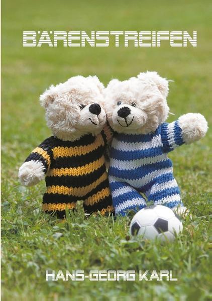 Bärenstreifen - Coverbild