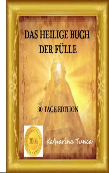 Das Heilige Buch Der Fülle - Coverbild