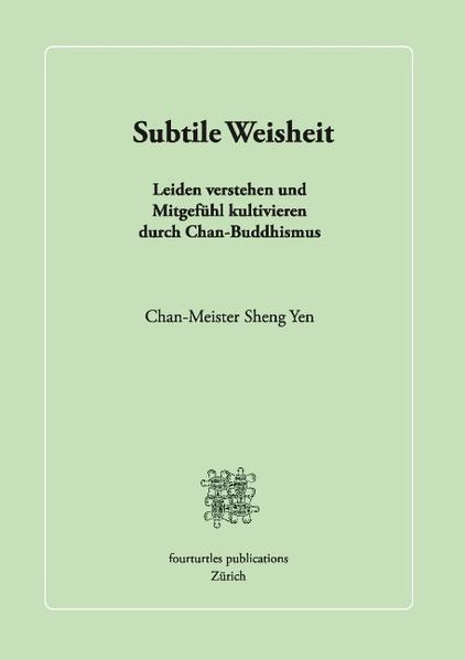 Subtile Weisheit - Coverbild