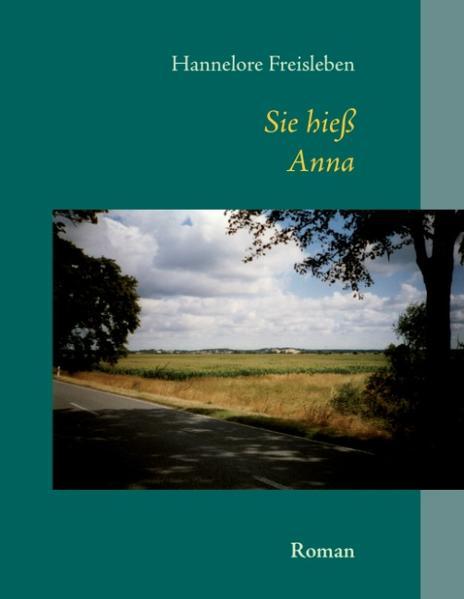 Sie hieß Anna ... - Coverbild