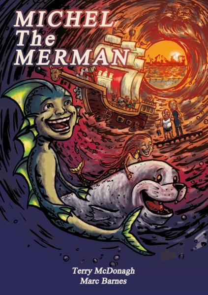 Michel the Merman - Coverbild